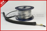 7.0Mm de fibra óptica monomodo exterior de la ODC LC cable de conexi n