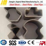 Rundes geformtes verformtes Stahlrohr hergestellt in China