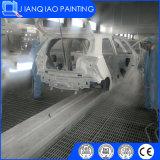 車体の絵画生産ライン