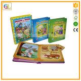 Alto servicio de impresión del libro de la tarjeta de los niños de Qaulity