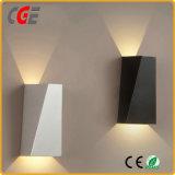 As lâmpadas de LED de parede LED de iluminação LED LED de exterior IP65 Pack de parede exterior da luz de retaguarda