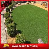 Hierba artificial del césped de la decoración del jardín del paisaje en China