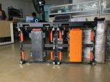 500b que funde el módulo de aluminio de alquiler 500X500 de la cabina a troquel P3.91/P4.81/P5.95/P6.25-250*250 de interior