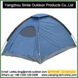 2-6 barraca superior de acampamento impermeável do telhado dos primeiros socorros da lona da pessoa