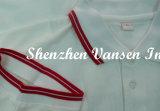 Chemises à manches courtes blanche golf pour hommes
