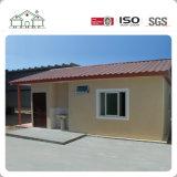 판매를 위한 간단한 훈장 홈 섬유 시멘트 널 빛 강철 프레임 Prefabricated 모듈 집