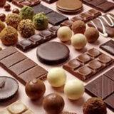 Máquina de embalagem macia dos doces do chocolate
