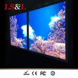 595X595 indicatore luminoso di comitato di scena LED per l'ufficio della decorazione