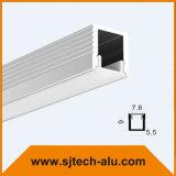 Profilo di alluminio sottile eccellente del micro LED con la larghezza interna di 5mm
