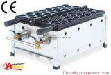 De Machine van de Maker van het Ijzer van de Wafel van de Okkernoot van het Gas van de Apparatuur van de bakkerij met Ce
