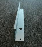 Y el aluminio de aleación de aluminio extruido Anodization perfil con el mecanizado profundo
