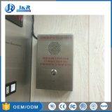 Analogue/SIP/GSM de Telefoon van de Noodsituatie, Hands-Free Telefoon van de Hulp, de Telefoon van de Lift