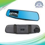 3.5インチ車DVRのブラックボックスのバックミラーのカメラ自動DVRはLenのダッシュカムビデオカムコーダー完全なHD 1080Pの夜Visonを選抜する
