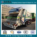 HOWO Hydrozylinder und Haken-anhebender Abfall-LKW für Verkauf