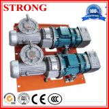 構築の起重機およびタワークレーンのための電気機械エンジンモーター
