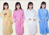 昇進のホテル/ホーム綿のベロアの浴衣/パジャマ/Nightwear