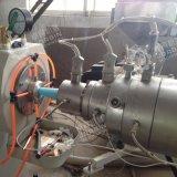 PPR linha de extrusão do tubo de fibra de vidro com 3 camadas