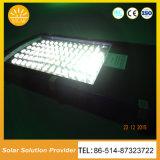 Tipo partido luces de la alta calidad los 8m9m10m de calle solares del LED con la batería que cuelga en el poste