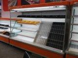 Коммерчески охладитель открытой выкладки Multideck холодильника