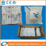 明記テープが付いている100%年の綿の医学の吸収性の生殖不能のラップのスポンジのパッド
