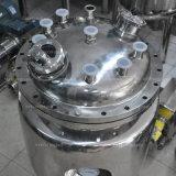 Tanque de mistura magnética farmacêutica com agitador magnético inferior