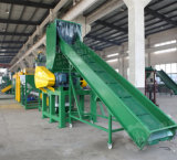 1000kg máquina trituradora de Reciclaje de plástico HDPE