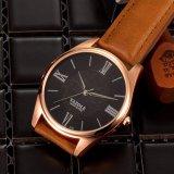 H376 het Nieuwe Manier van de van de Bedrijfs aankomst Horloge van de Mensen van het Polshorloge met het Ontwerp van de Luxe