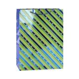 Polka PUNKT Muster-Form-Kunst-Doppelt-Farben-Geschenk-Papierbeutel