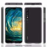 Huawei P20 Por Case를 위한 아크릴 Transparent Clear Back Case