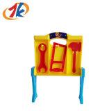 Nuevo mini juguete plástico diseñado del conjunto de herramienta con la caja de presentación