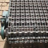 Banda transportadora del acoplamiento de alambre de acero inoxidable para la torta