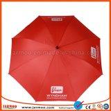 주문 로고를 가진 인쇄 OEM 골프 우산을 비바람에 견디게 하십시오