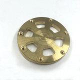 Carcaça de bronze feita à máquina CNC a preço do competidor