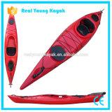 Canoa dell'oceano della singola persona della barca di mare del relè 3.6m per il kajak di pesca (M26)