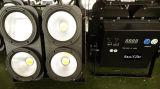 4X100W Blinder SABUGO LED luz de lavagem/4olhos/Cold+Branco Quente 2a1//DJ mostra