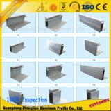 China-Hersteller anodisierter Aluminiumstrangpresßling-Rahmen für Sonnenkollektor