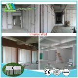 隔壁のための防水か耐火性または反地震EPSのファイバーのセメントサンドイッチパネル