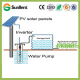380V460V 110kw c.c. à l'AC de l'onduleur de pompe à eau solaire