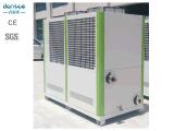 Непосредственно на заводе мощный 30HP воды гидропоники охладитель с воздушным охлаждением производитель