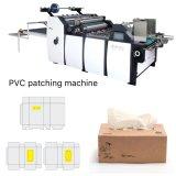 Het dubbele Venster Patcher van de Voeder voor de Machine van de Dozen van het Weefsel (gk-1080T)