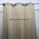 2018 100% poliéster Cortinas de tecido de cortina para Sala de casa