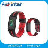 Intelligenter Wristband-Puls-Blutdruck-Sauerstoff-Monitor-Gesundheits-Verfolger-intelligentes Armband