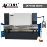 Máquina 80t 3200mm do freio da imprensa do metal do CNC de Accurl