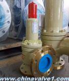 バネ付きの低い上昇のタイプ高圧安全弁(GA41Y)