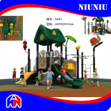 Campo da giuoco esterno del giocattolo di legno