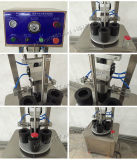 Halbautomatisches Vakuummit einer kappe bedeckende Maschine für Tomatensauce (BZX-65)