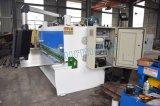 Máquina que pela manual del metal de hoja de la máquina QC11y del metal que pela de la hoja de acero de la placa del corte hidráulico inoxidable del CNC