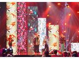 Fase de aluguer de exposições de publicidade P6.25 Tela LED de alta definição de exibição de vídeo