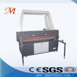 Nauwkeurige Drukken/de Scherpe Machine van de Laser van het Borduurwerk/van het Etiket (JM-1814h-p)
