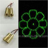 A cor verde 532nm 10MW Acc Módulo laser para o ensino de utensílios de cozinha